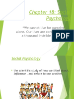 chap 18 social psychology redux