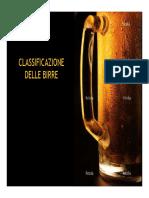 Classificazione birre