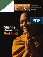 Ministry 2012-06 _ Compartiendo a Jesús Con Los Budistas