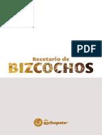 Recetas para Bizcochos
