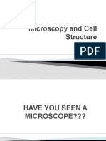 Microscopy, Cell Structure and 5 Groups of Microbes
