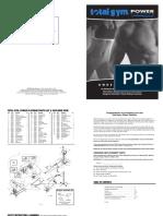 137848146 Total Gym Platium Manual