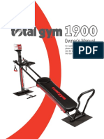 TotalGym1900