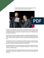 2015-05-08  Inicia la representación de la Toma de Ciudad Juárez por las huestes de Francisco Villa - En esta ocasión se realiza en los Campos Cheramis