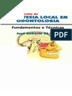 Atlas Colorido de Anestesiologia Fundamentos e T_cnicas S_ Lima