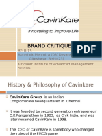 Cavincare case study abstract