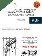 Trabajos en Altura y en Excavaciones