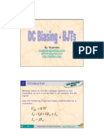 Chapter4-DCBiasing-BJTs