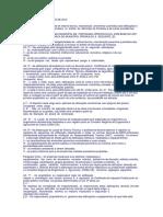 Inspeção Predial - Lei Nº 9913 de 16 de Julho de 2012
