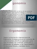 Ergonomia y Logistica en El Trabajo