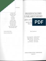 Amorim Neto y Pasquino