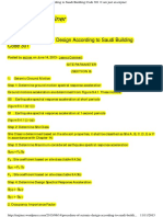 1212121Procedure of Seismic Design According to Saudi Building Code 301 PDF (1)