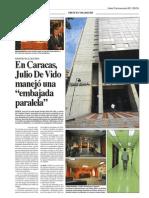 Diario PERFIL -22 de diciembre de 2007