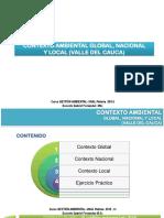 Presentación 2. Contexto Ambiental_Curso GA 2016I