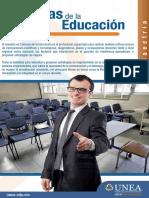 Ciencias de La Educación- Maestría