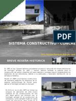 Sistema Constructivo - Concreto