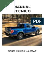 Manual Tecnico Ford f150