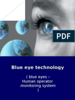 Blue Eyes Ppt