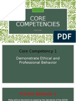 core competencies final