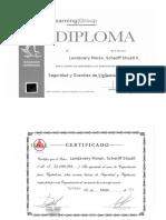 Certificados de Vigilancia