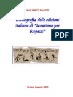 Bibliografia Delle Edizioni Italiane Di Scautismo Per Ragazzi