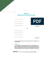 Auftragsdatenverarbeitung Vertrag Standard v 1_4
