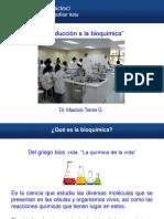 1-Introducción a La Bioquímica