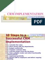 5. Crm Implementation