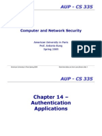Introduction to Computer Security part 3