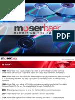 Moser Baer 3C