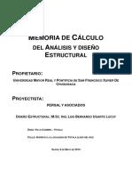 Memoria de Cálculo_SIB