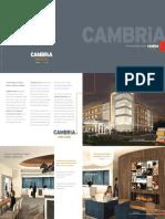 Cambria Developer Brochure FINAL