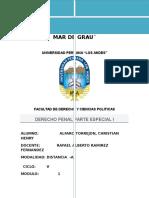 analisis art. 154 derecho penal parte especial