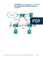 8.1.5.5 Lab - Configuring Advanced EIGRP for IPv4 Features