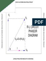 R-L Phasor