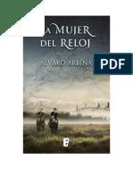 Arbina Alvaro - La Mujer Del Reloj