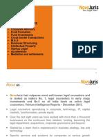 NovoJuris Corp Profile
