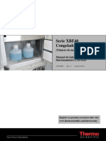 XBF40D User Manual Spanish