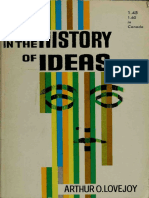 Essays in the history of ideas.pdf