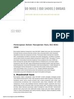 Konsultasi Dan Sertifikasi ISO_ ISO 9001 _ ISO 14001 _ OHSAS 18001 Dan Manfaat Menerapkan Standar ISO