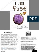 Lit Fuse Issue 2
