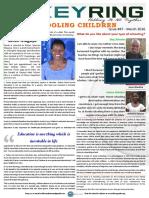 Key Ring Issue 47 - Schooling Children