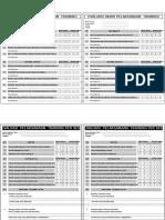 Contoh form evaluasi training