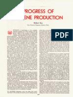Progress of Styrene Production