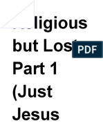 Just Jesus Evangelistic Campaign #62
