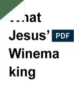 Just Jesus Evangelistic Campaign #16