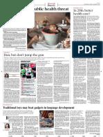 Editorial the Hindu 3Jan