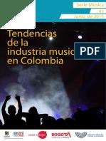 2015 Tendencias de La Musica en Colombia