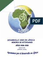 MEMORIA 2008-09