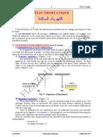 electrostatique cours fr